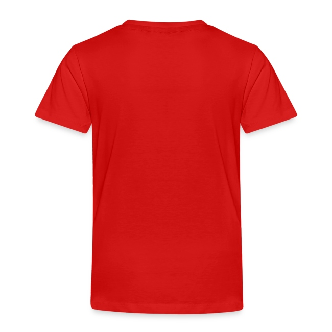 Toddler Red Doubleclicks Tshirt