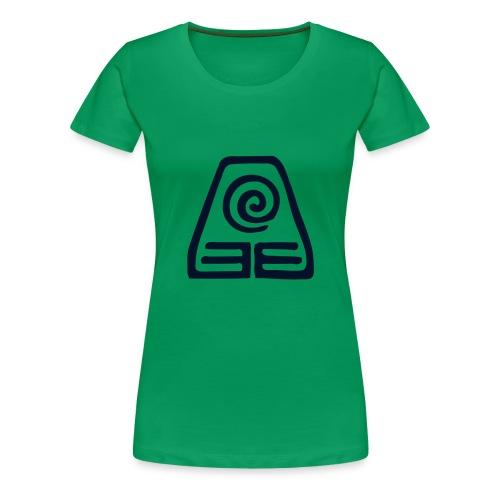 Earth Kingdom - Women's Premium T-Shirt
