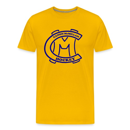 CM Hockey T-Shirt - Men's Premium T-Shirt