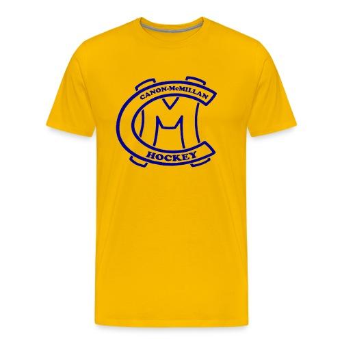 CM Hockey T-Shirt - Men's Premium T-Shirt