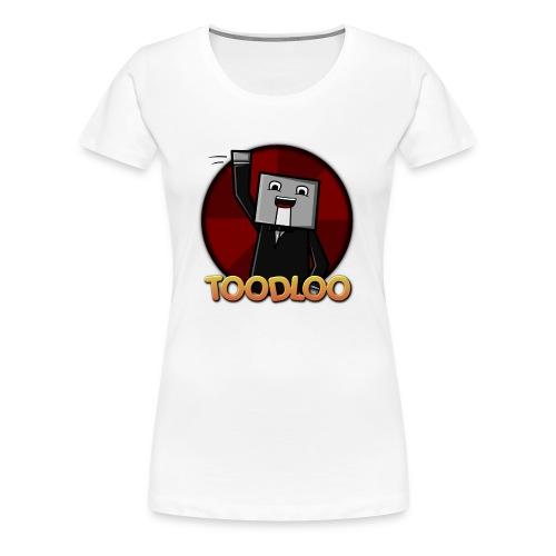 Women's Toodloo T Shirt - Women's Premium T-Shirt