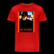 T-Shirts ~ Men's Premium T-Shirt ~ The Faul of Paul - T-Shirt