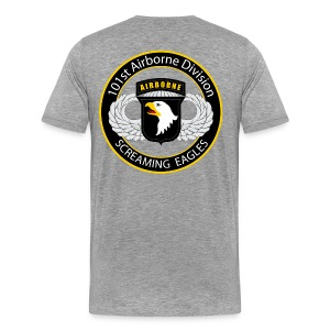 101st Airborne Screaming Eagles - Men's Premium T-Shirt