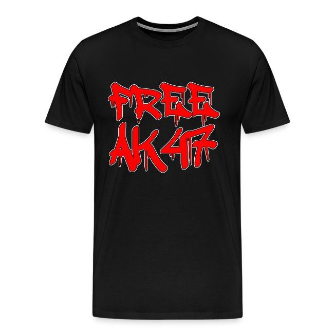 Free AK47 3XL/4XL T-Shirt