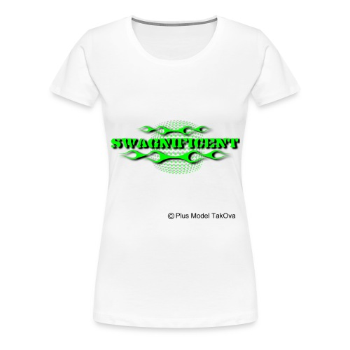 Swagnificent - Women's Premium T-Shirt