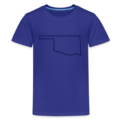 Oklahoma Standard Kids Shirt - Kids' Premium T-Shirt