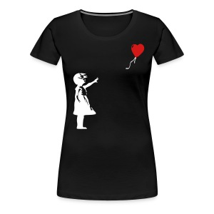 Women's Little Girl KCCO - Women's Premium T-Shirt