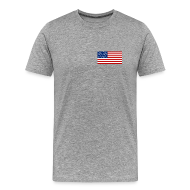 T-Shirts ~ Men's Premium T-Shirt ~ United States Flag T-Shirt