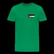 T-Shirts ~ Men's Premium T-Shirt ~ Western Sahara Flag T-Shirt