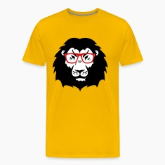 lion glasses T-Shirts