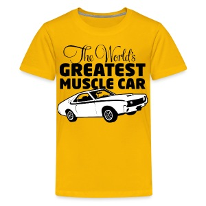 Greatest Muscle Car - Javelin - Kids' Premium T-Shirt