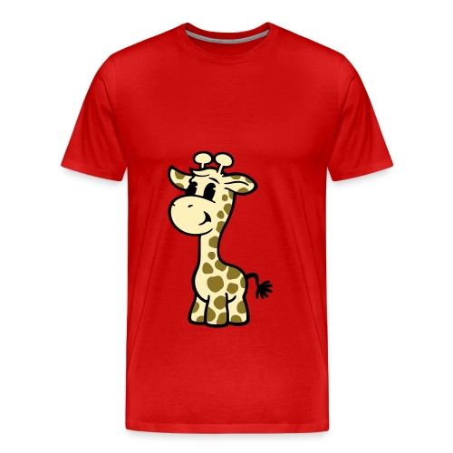 Giraf - Men's Premium T-Shirt
