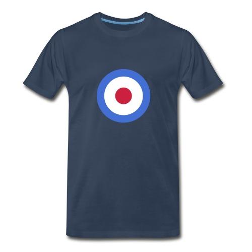 Stiles Target Tee - Men's Premium T-Shirt