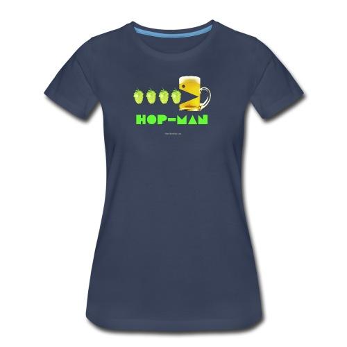 Hop Man Women's PlusT-Shirt - Women's Premium T-Shirt