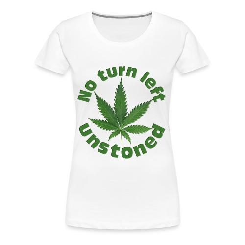 Weed T Shirt - Women's Premium T-Shirt