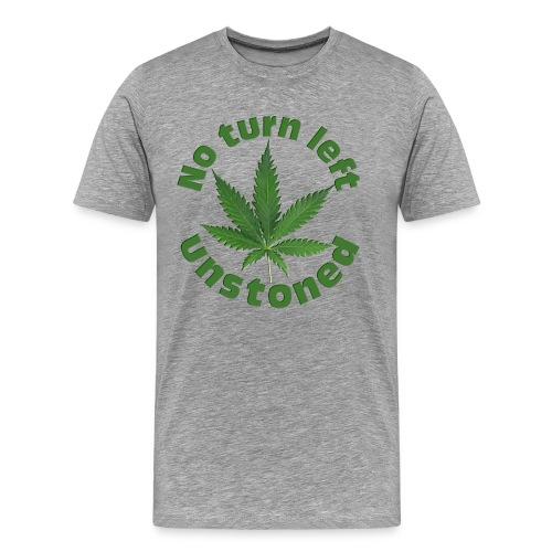 Weed T Shirt - Men's Premium T-Shirt