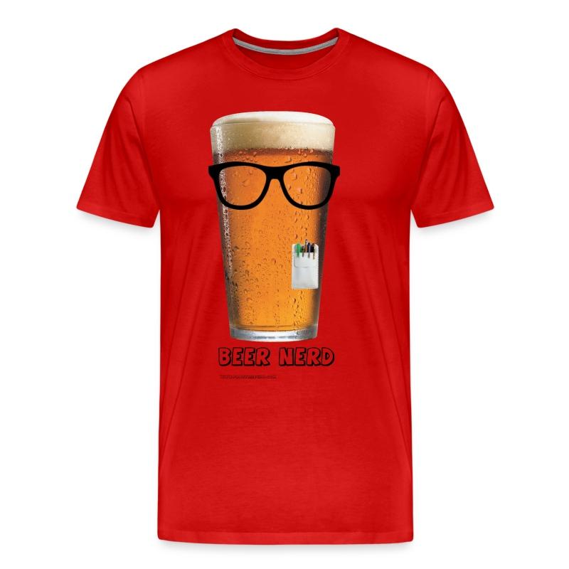 Beer nerd men 39 s 3xl 4xl t shirt t shirt spreadshirt for Mens t shirts 4xl