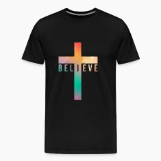 i believe cross T-Shirts