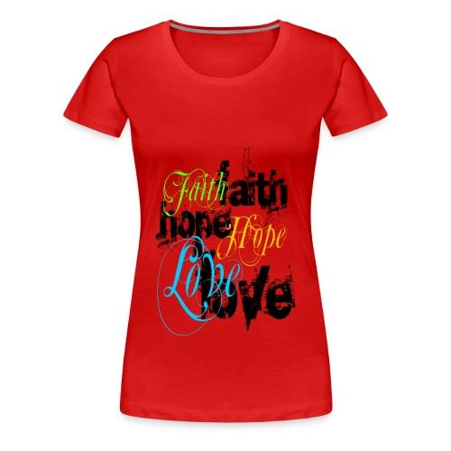 loyal - Women's Premium T-Shirt
