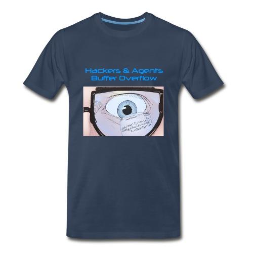 Buffer Overflow Mens - Men's Premium T-Shirt