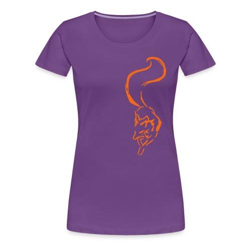Foxy - Women's Premium T-Shirt