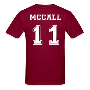 McCall 11 Back Tee - Men's T-Shirt