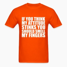 stinky fingers T-Shirts
