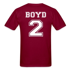 Boyd 2 Back Tee - Men's T-Shirt