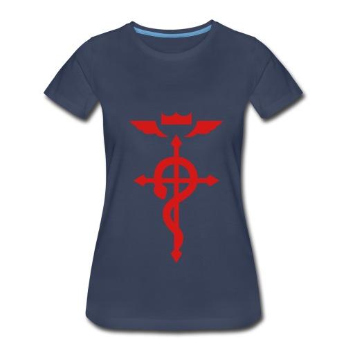 shirt- Fullmedel black - Women's Premium T-Shirt