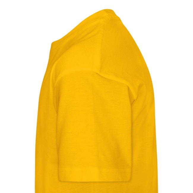 Magnus, Kids' Yellow T-Shirt
