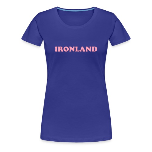 welcome to - Women's Premium T-Shirt