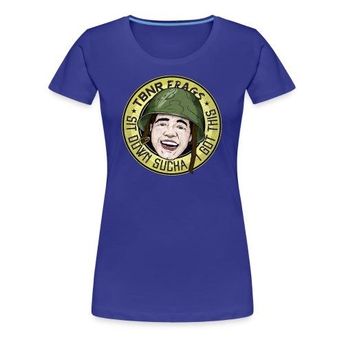 Sit Down Sucka I Got This (F) - Women's Premium T-Shirt