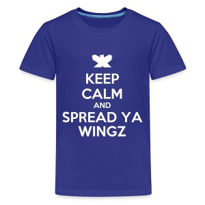 Spread ya wingz - Kids' Premium T-Shirt