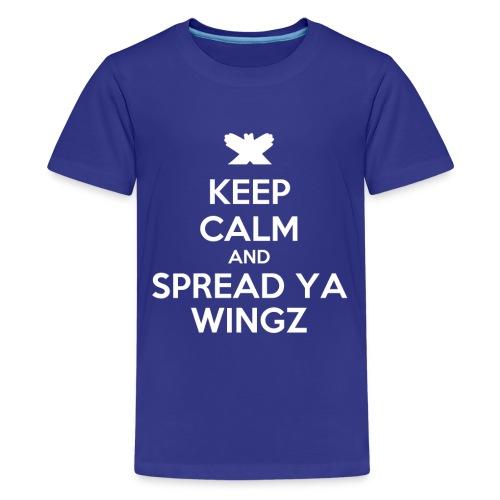 Spread ya wingz - Kids' Premium T-Shirt