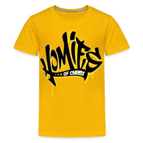 Homies of Christ® - Kids' Premium T-Shirt
