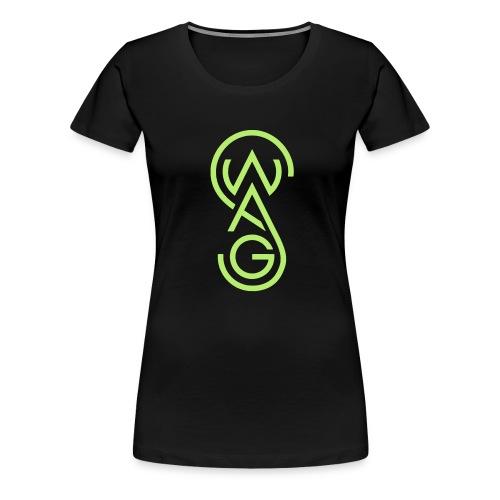 Swag Womes T-Shirt - Women's Premium T-Shirt