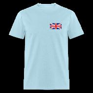 T-Shirts ~ Men's T-Shirt ~ United Kingdom Flag T-Shirt