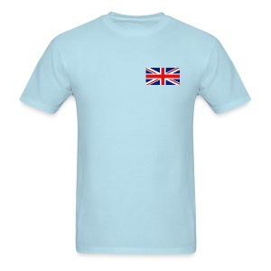 United Kingdom Flag T-Shirt - Men's T-Shirt