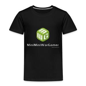 MiniMiniWarGamer Kid T-Shirt - Toddler Premium T-Shirt