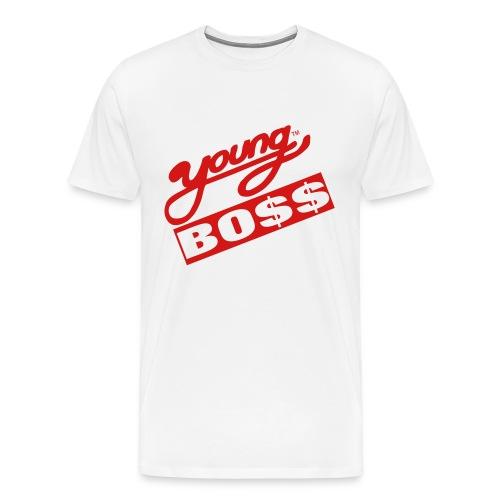 Young Boss - Men's Premium T-Shirt