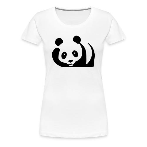 Panda! - Women's Premium T-Shirt