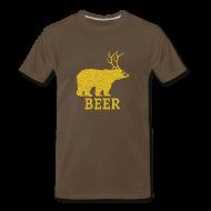 T-Shirts ~ Men's Premium T-Shirt ~ Beer