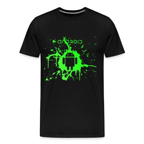 android 1 - Men's Premium T-Shirt