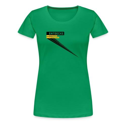Entdecke Women's T-Shirt - Women's Premium T-Shirt