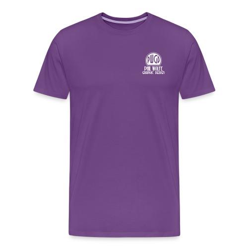T-shirts-Short & Long Sleeves - Men's Premium T-Shirt