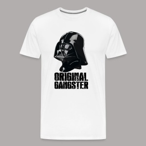 Vader Original Gangster - Men's Premium T-Shirt