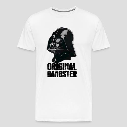 Vader Original Gangster - Men's Premium T-Shirt