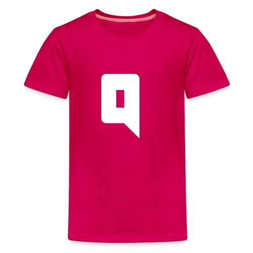 Quxxn Logo Tee - Kids' Premium T-Shirt
