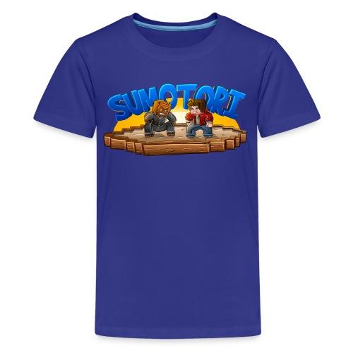 Sumotori Kids T-Shirt - Kids' Premium T-Shirt