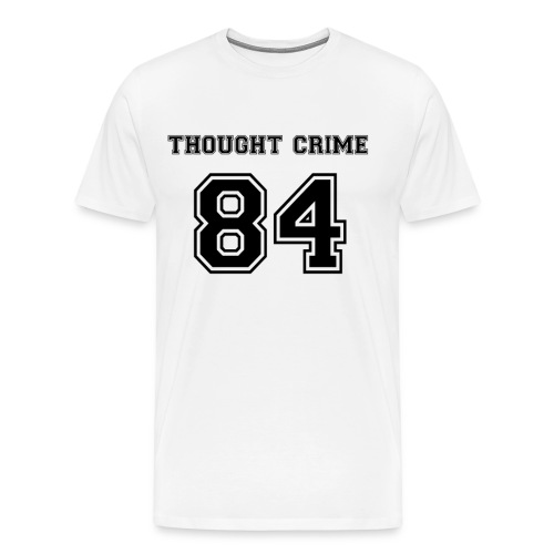 Thought Crime - Men's Premium T-Shirt
